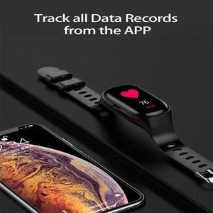 Image 3 - M1 Wireless Bluetooth Kopfhörer mit Herz Rate Monitor Stereo Ohrhörer Bass Headset Sport Smart Uhr Armband Kopfhörer
