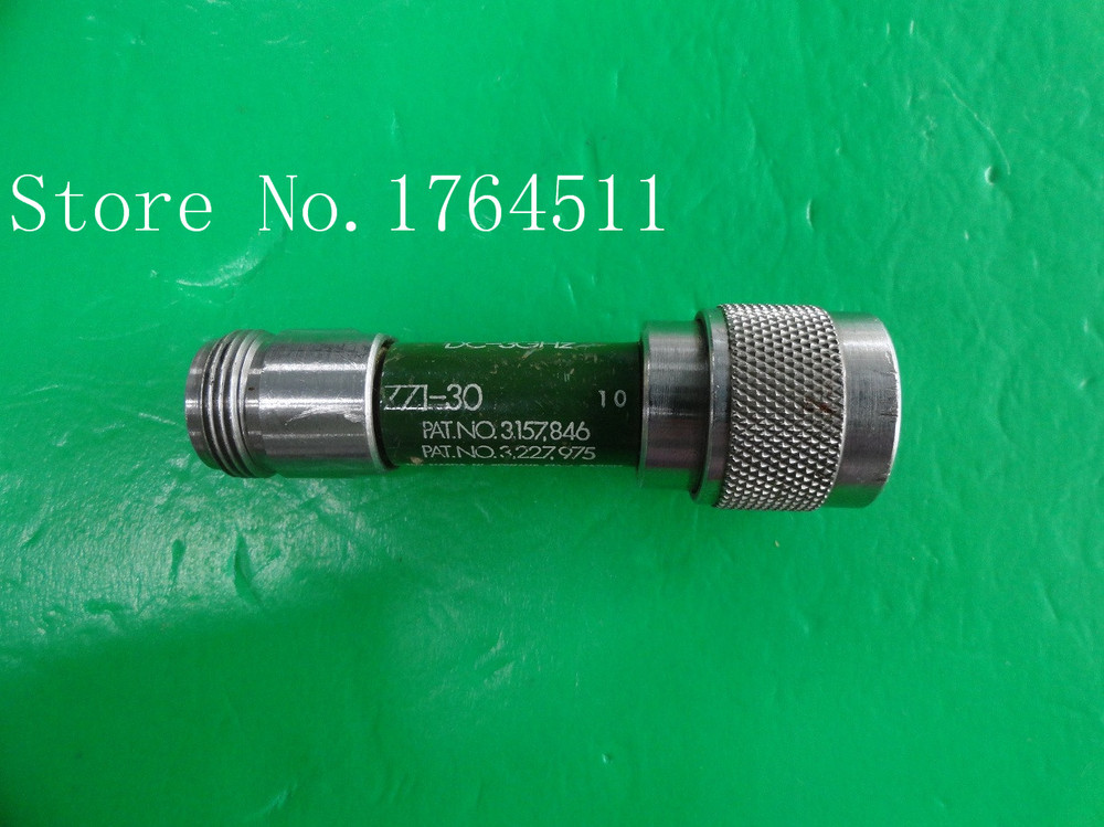 [BELLA] NARDA 771-30 DC-3GHz 30dB P:2W N Coaxial Fixed Attenuator