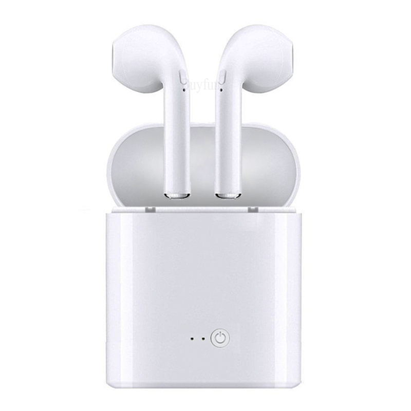 V4.1 Bluetooth Earphones Pair with Charger Wireless Earphone Earbuds Set Box For Apple iPhone 6 7 Samsung Xiaomi Sony Head Phone tws wireless earphones bluetooth earphone pair in ear music earbuds set for apple iphone 6 7 samsung xiaomi sony head phone md1
