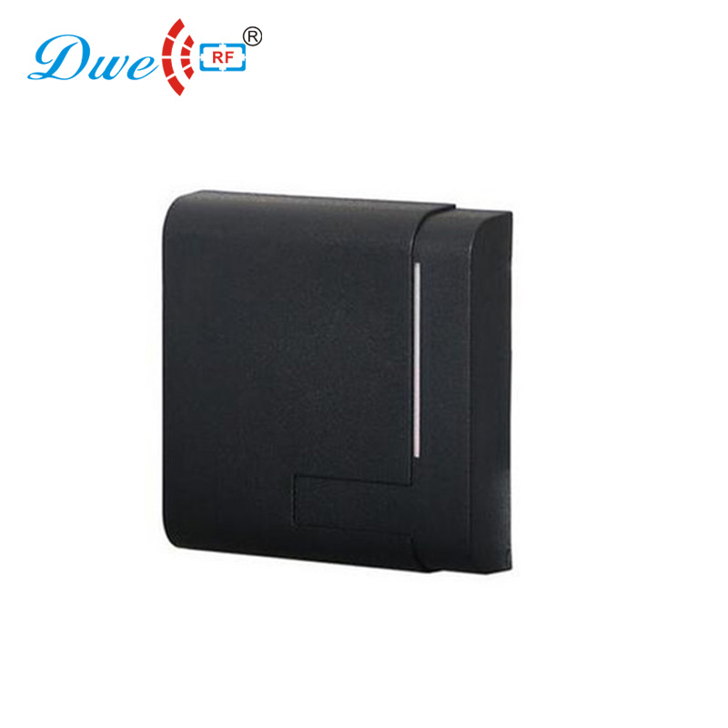 купить DWE CC RF access control card reader black outdoor control card readers for security protection онлайн