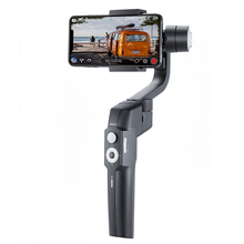 MOZA Mini S Foldable 3-Axis Handheld Gimbal Stabilizer for IOS10.0 iPhones Andriod 8.1 Smart Phones Gopro 5/6/7