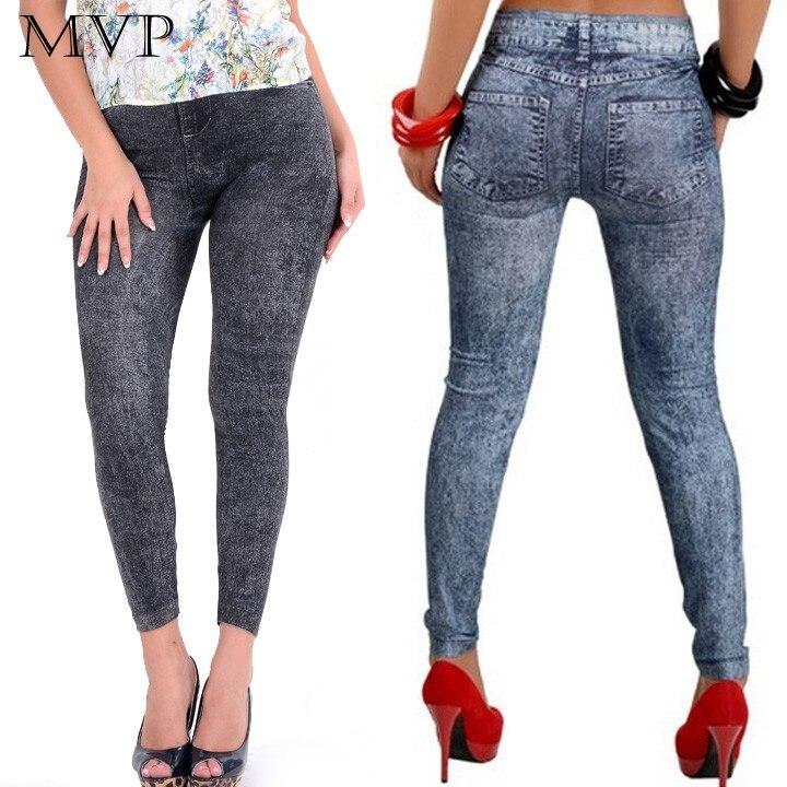 Legging   Women Korean Style Fashion Women Leggins Stretch Pencil Slim Skinny   Leggings   Jeans for Women   Legging   Trouser 2 Colors