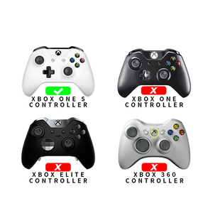 Image 2 - RETROMAX Full Set Of Shells For Xbox one Slim Replacement Case With Small Buttons For Xbox one Slim Wireless Controller