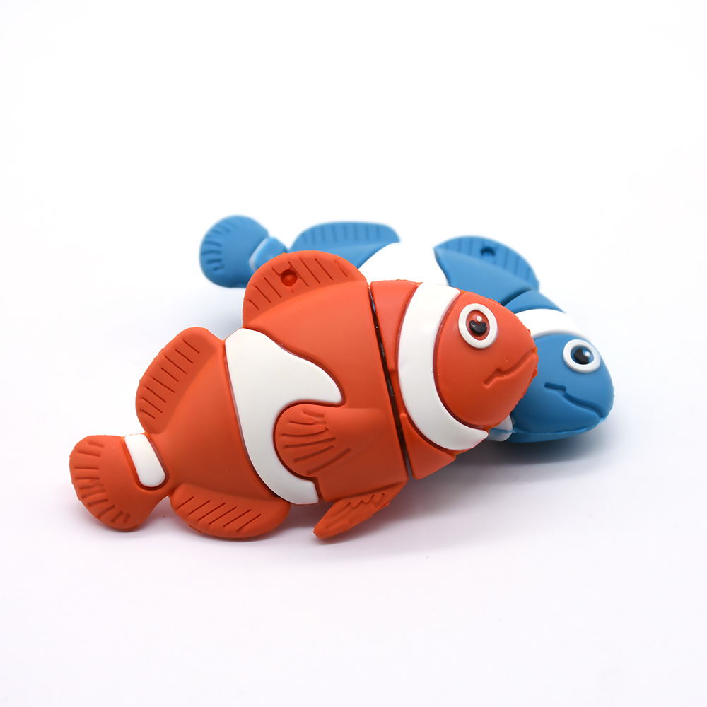 cartoon fish pen drive usb flash drive nemo usb stick 64GB 32GB 16GB ...