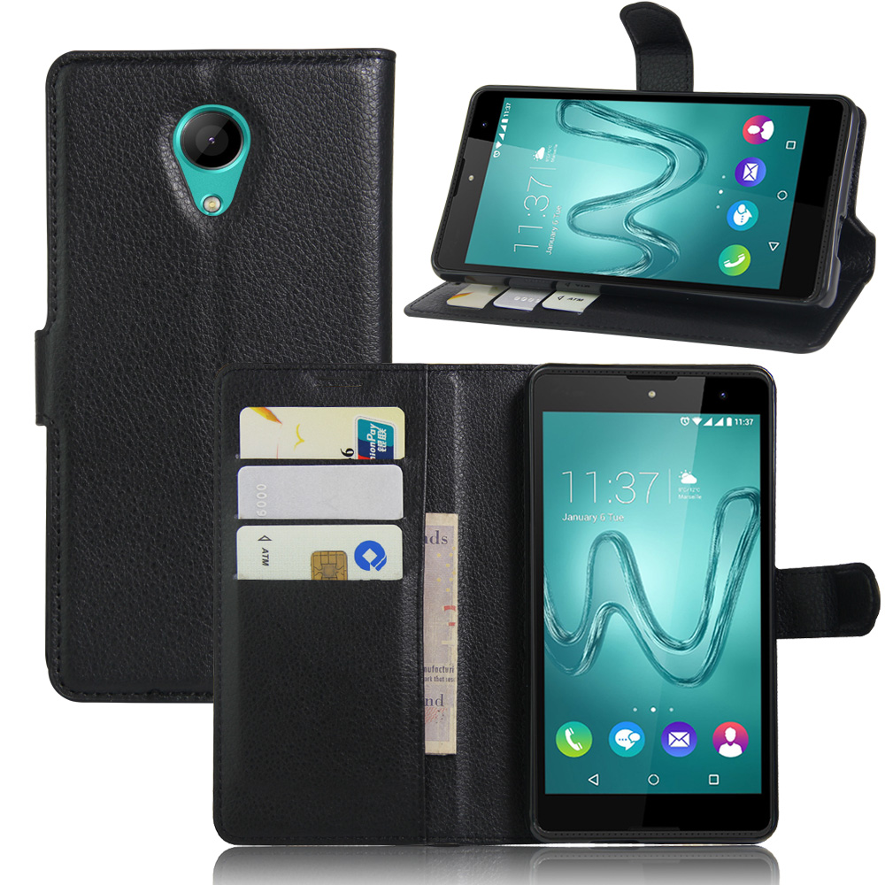 Case For Wiko S Kool / Wiko Robby Luxury Wallet PU Leather Case For Wiko S Kool Stand Flip Card Hold Phone Cover Bags