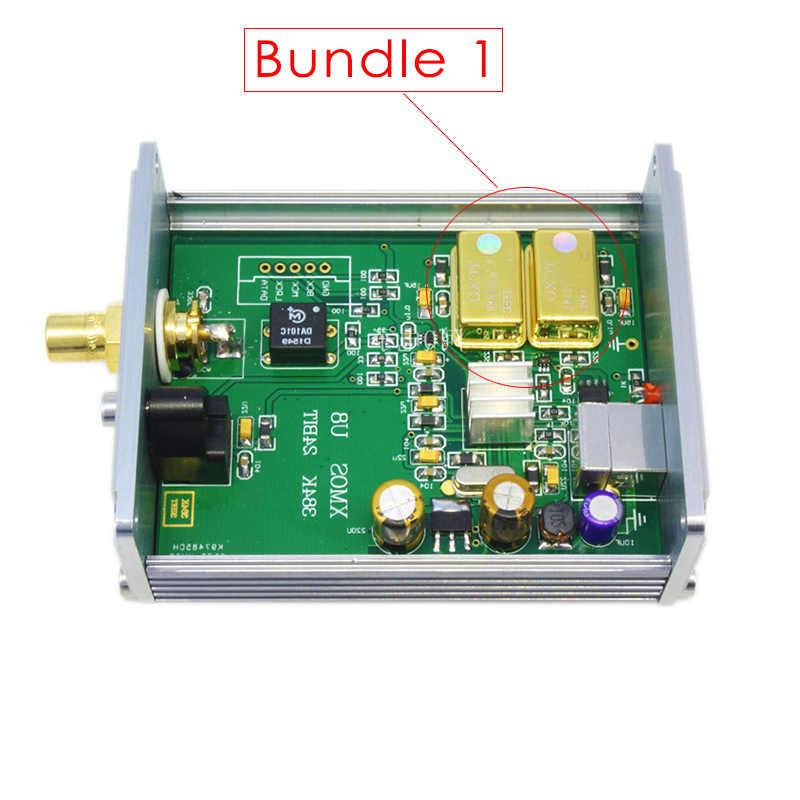 HIFI-Asynchronous-USB-XMOS-U8-DAC-coaxia