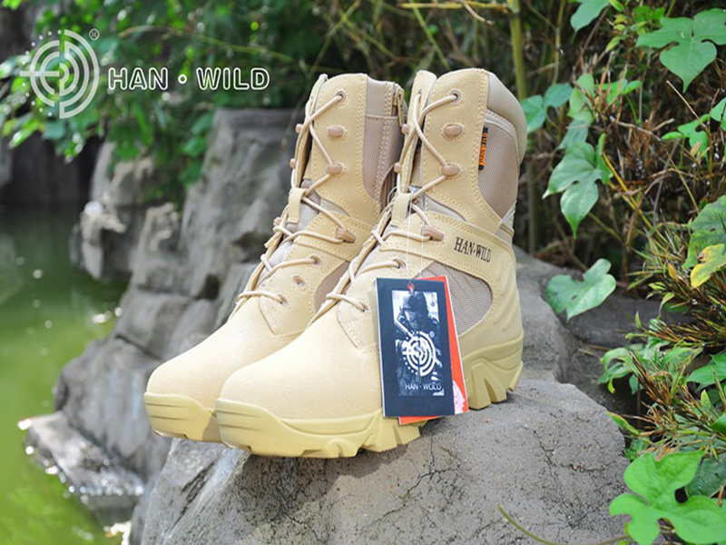 Modeschmuck Uhren & Schmuck Latest Collection Of Plus Size Men Outdoor Desert Hiking Boots Breathable Army Tactical Shoes Non-slip Adult Military Mountain Hunting Boots Hombre To Make One Feel At Ease And Energetic