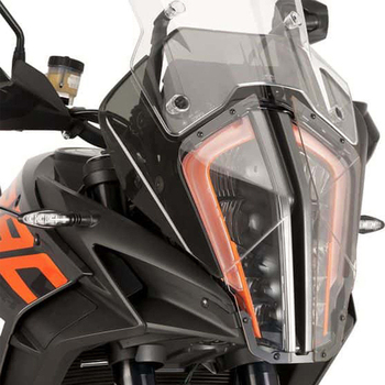 Headlight Protector Guard Lense Cover Fit For KTM 1290 super adventure R 1290 super adventure S