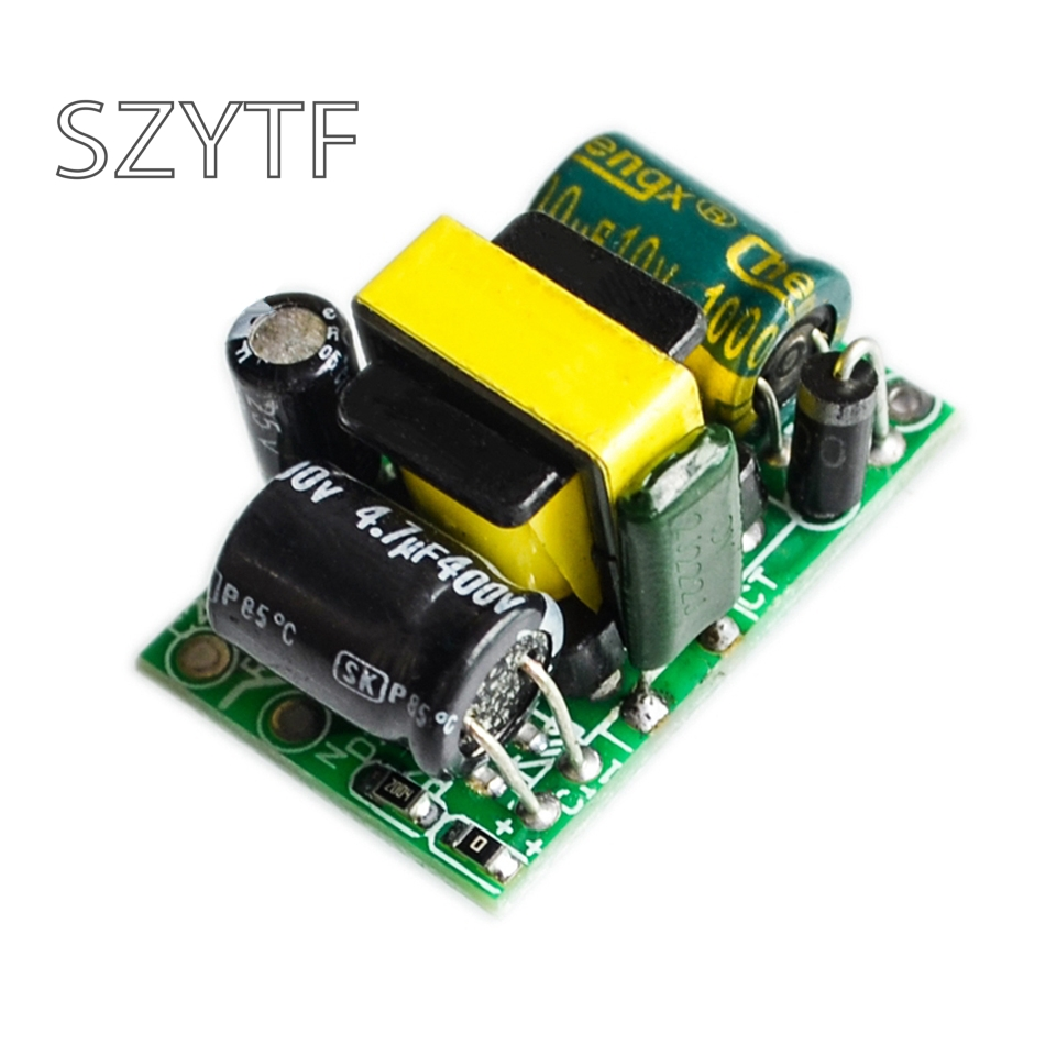 Precision 5V 700mA (3.5W) Isolated Switching Power Supply / AC DC Buck Module 220 To 5V For Arduino UNO