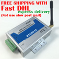 2 Digitais de Entrada/1 Saída de Relé RTU5015 GSM chamada SMS controle remoto Relé controlador ON/OFF portão abridor (adaptador de alimentação não incluído) app