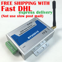 2 Digital Input 1 Relay Output RTU5015 GSM Remotely Switch ON OFF Gate Opener By Free