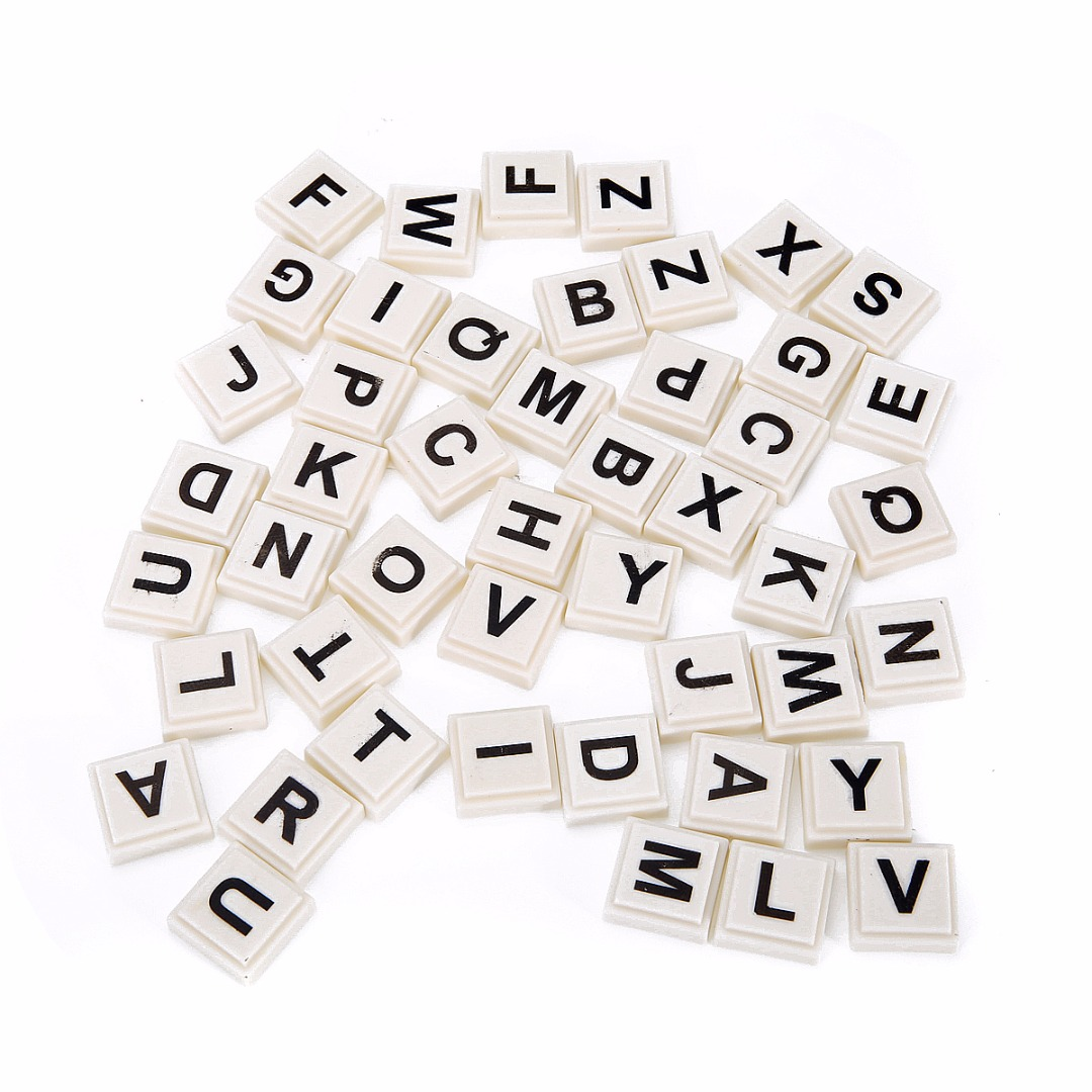New Children English Spelling Alphabet Letter Game Early Learning Educational Toy Gift Kids Language teaching Random Color in Puzzles from Toys Hobbies