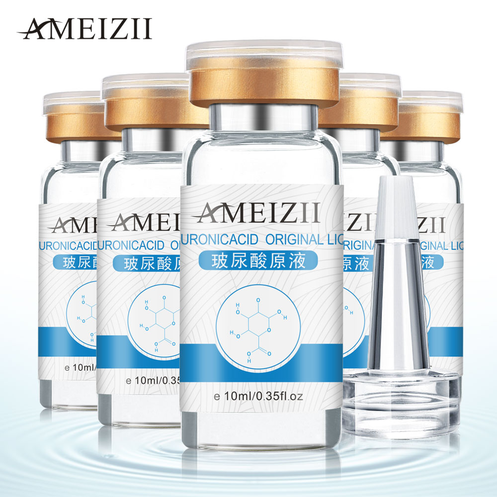 Ameizii 100 Natural Face Collagen Serum Anti Wrinkle Aging in Facial Suncream Hyaluronic Acid rich in Vitamin Skin Care Essence in Serum from Beauty Health