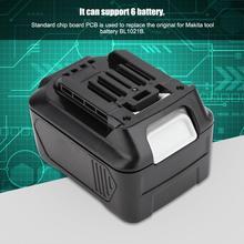 Neue Batterie Fall Dual Schutz Bord für Makita BL1021B 10,8 V 12V Lithium ionen Batterie Fall Dual Schutz Board Ersatz