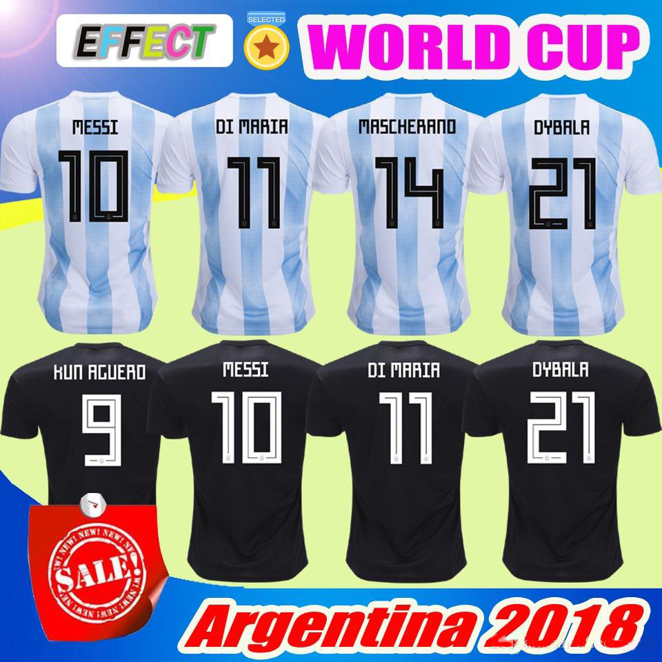 d6182d7e1e0 Buy soccer jersey messi and get free shipping on AliExpress.com