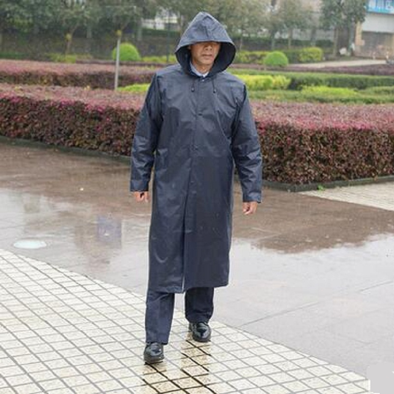 WINSTBROK New Fashion men and Women Raincoat Outdoor Travel Waterproof rain jacket Rainwear Hiking Adults Rain Coat Women