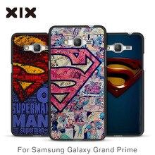 Grande caso para funda samsung galaxy grand prime prime g530 superman pc duro caso capa para coque samsung galaxy grand prime g531