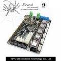MKS Base V1.3 Placa de Controle Da Impressora 3D Com USB Mega 2560 r3 motherboard impressora 3d reprap ramps1.4 compatível para tevo partes