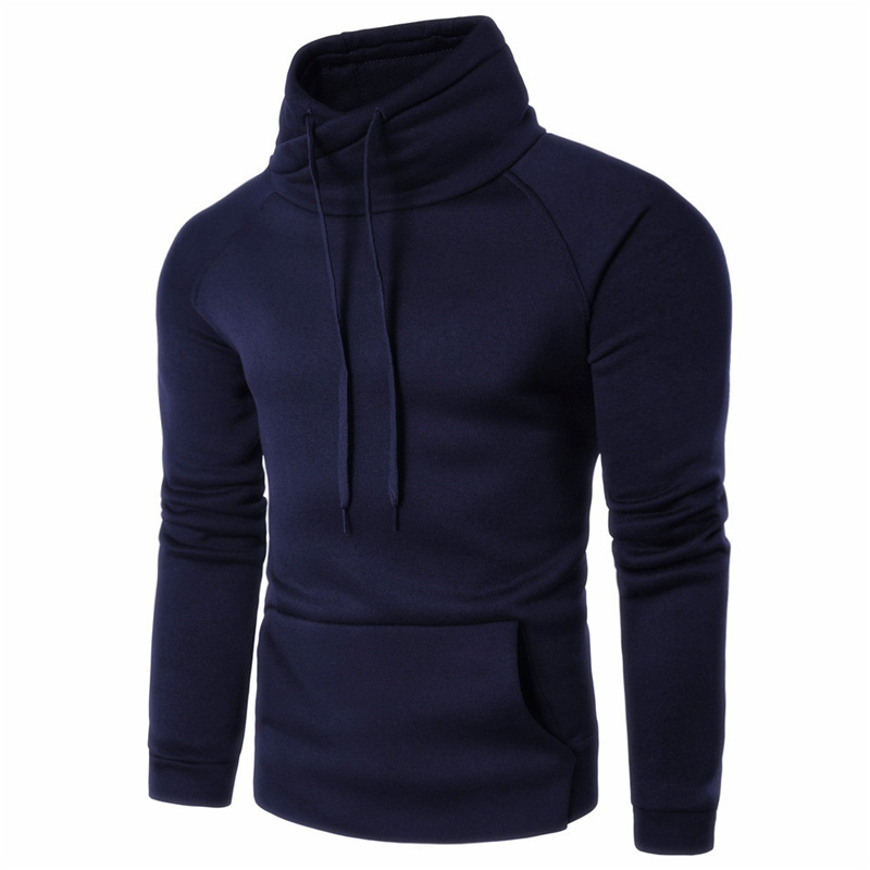 KALEBO Young fashion big boy collar long sleeve casual hoody sets of boys thin coat autumn clothes