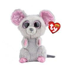 8e1a5713cde Ty Vaias Gorro Stuffed   Plush Animais Ratinho Brinquedo Boneca Com Tag 6