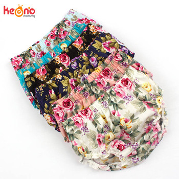 Toddler Infant Baby Summer Floral Cotton Bloomers Little Girl PP Shorts Newborn Beach Panties Baby Clothing