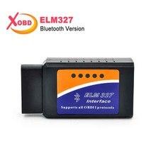 2017 ELM 327 В 2.1 BT адаптер работает на Android Крутящий момент Elm327 Bluetooth V2.1 Интерфейс OBD2/OBD II авто автомобиль Диагностические-сканер