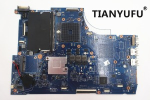 Free shipping 760042-001 760042-501 ENVY M6 motherboard For HP ENVY M6-N010DX M6 M6-N Laptop Motherboard tested 100% work(China)