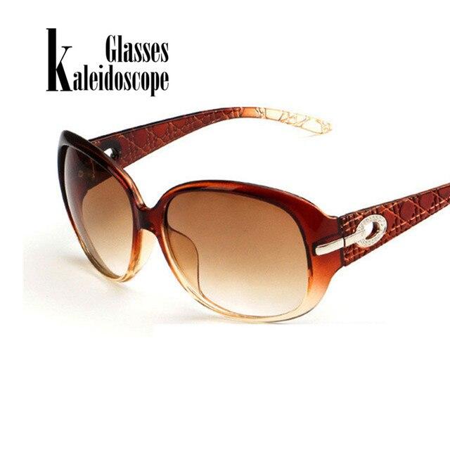 Vintage Fashion Hollow Frame Oversized Sungasses For Women High-end New Brand Female Sun Glasses Eyewears 2