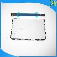 """Новый 810-00149-04 Trackpad Сенсорная Панель с кабелем 821-00184-A Для Macbook Pro Retina 13.3 """"A1502 MF839 MF841 в начале 2015 Года"""