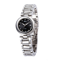 Hot Selling Lady Watches Womens Watch Fashion Luxury Stainless Steel Wristwatches Quartz Relogio Feminino Military