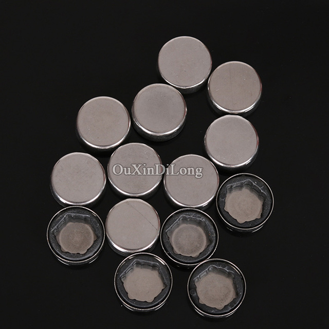 Hot 1000pcs 304 Stainless Steel Screws Decoration Caps Cover M8