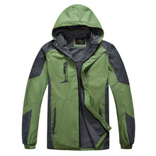 2016 Camping Hiking Jackets Jackets for men and women in autumn and winter wind velvet jacket wholesale Mountaineering Jackets