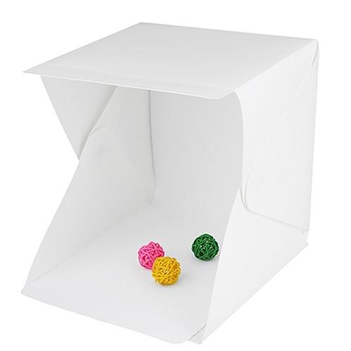 LED Light Room Photo Studio Photography Lighting Tent Backdrop Mini Box