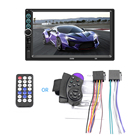 7 inch HD Touch Screen FM Radio Car Bluetooth HD 1080P MP5 MP3 Player Pro Kit