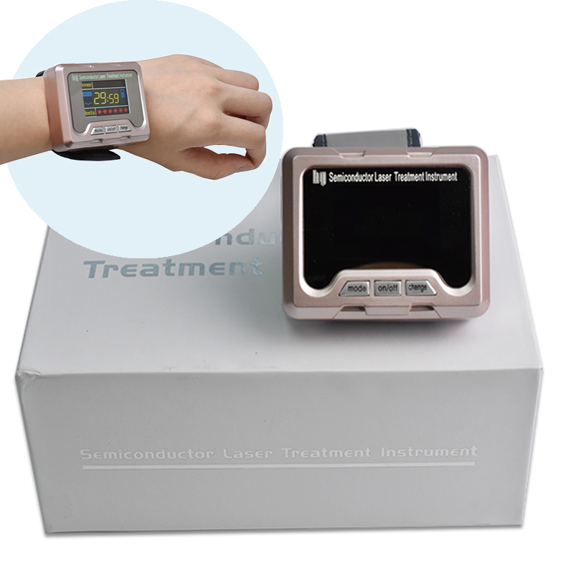 650nm diode Laser Therapy Watch LLLT For Diabetes Rhinitis Cholesterol Hypertension Cerebral Thrombosis Physiotherapy Apparatus cynthia payne diabetes cookbook for canadians for dummies