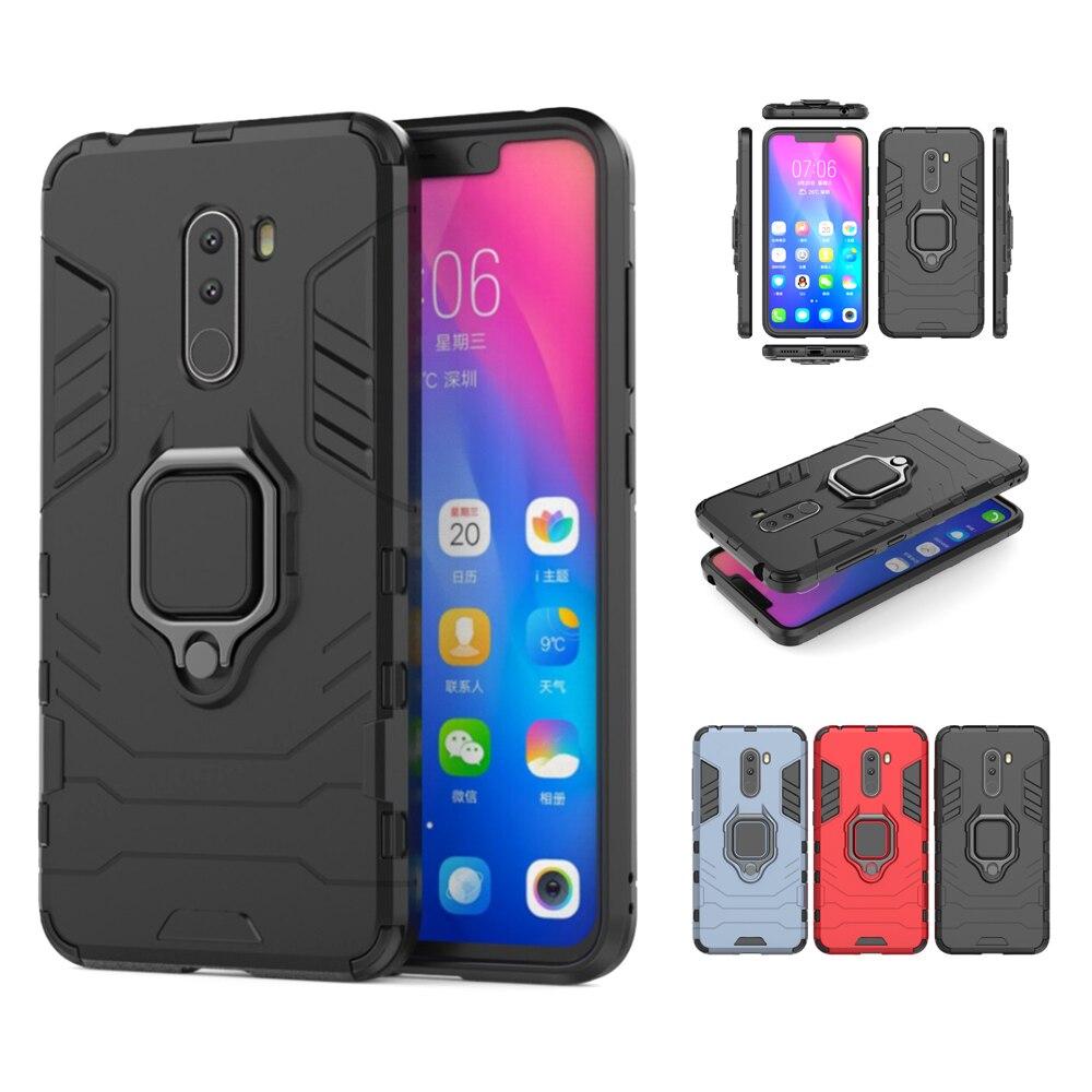 Pocophone F1 Case For Xiaomi Poco F1 Shockproof Armor