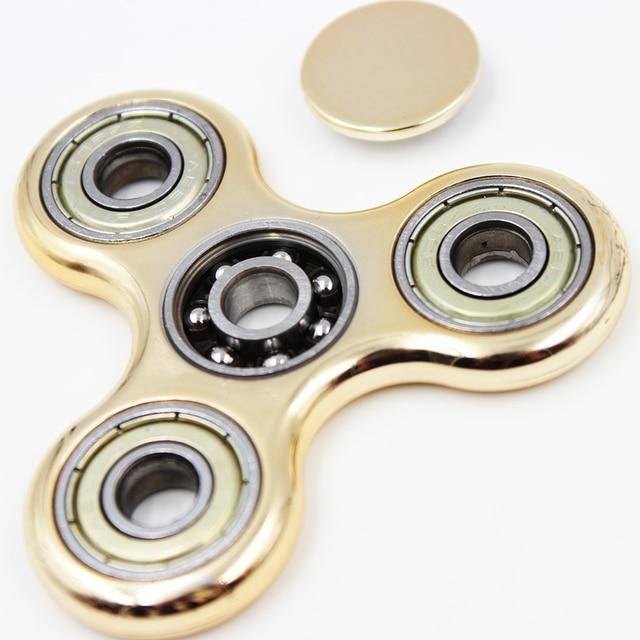 27 Colors Fidget Spinner Finger Plastic EDC Tri Hand Spinner For Kids Autism ADHD Anti Stress Fidget Toys Handspinner