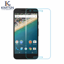2.5D 0.3MM  Tempered Glass Screen For LG Google Nexus 5X Nexus 5 Nexus 6P Nexus 6 Protective Film  Glass film