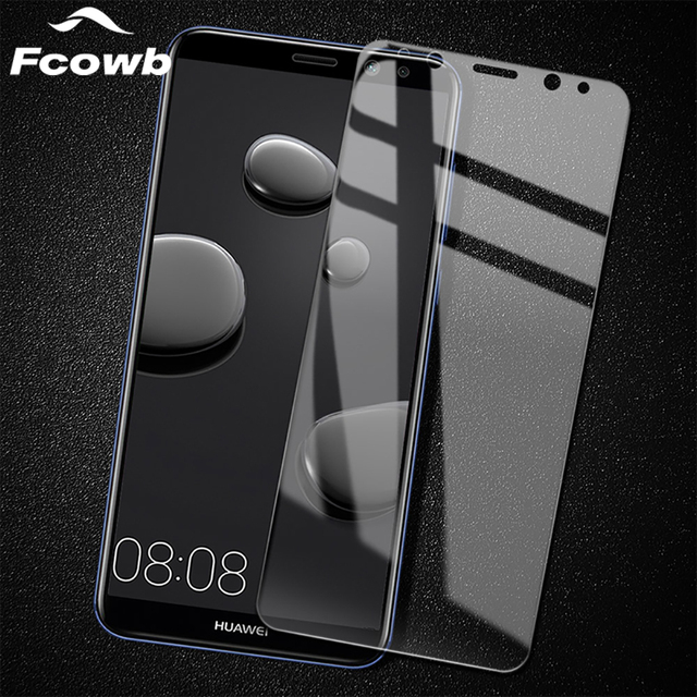 FCOWB For Huawei Mate 10 Lite Tempered Glass Huawei Mate 8 Mate...