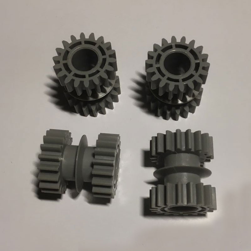 Noritsu minilab A050698 Gear O18T(dicephalous) for QSS-2901/3201/3401/3701 Laser Color Printer