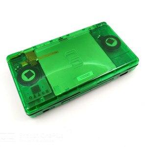 Image 3 - 전문적으로 Nintendo DS Lite 게임 콘솔 Nintendo DSL 비디오 게임 시스템 Clear Green Console