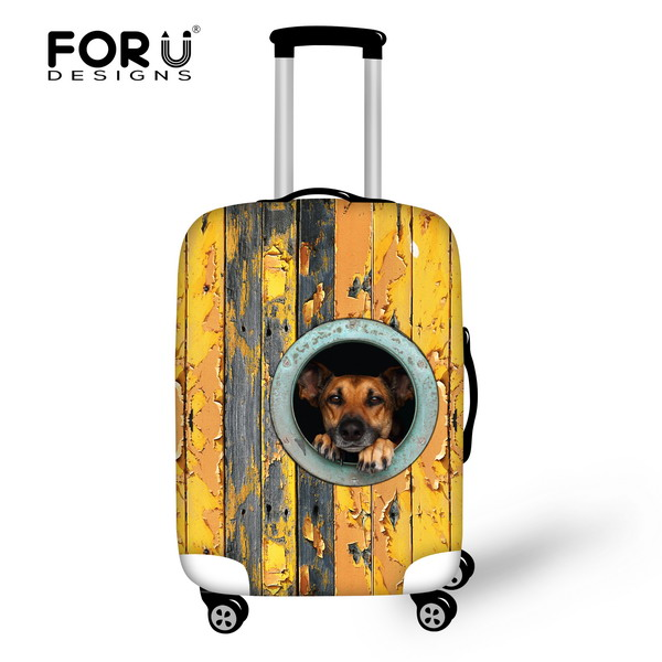 New Brand Elastic Waterproof Protective Luggage Case Cover Maletas For Travel 18-30 inch Trolley Suitcase Dust Rain Cover Retial