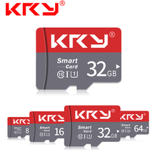 Лучший!  Высокоскоростная карта флэш-памяти 8 ГБ 16 ГБ 32 ГБ Микро карта 64 ГБ 128 ГБ Class10 SDHC / SDXC