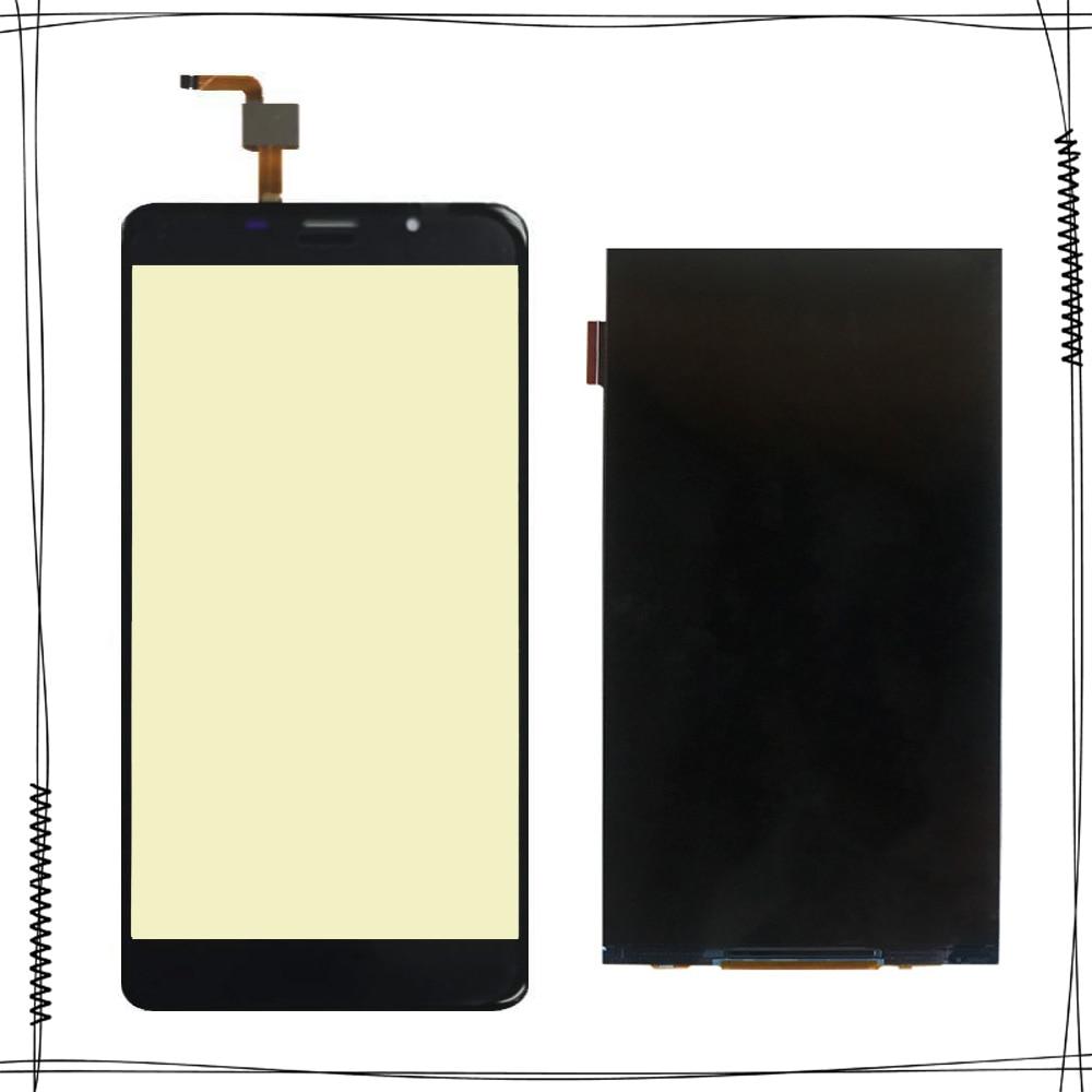 Para Leagoo M8 pantalla LCD y pantalla táctil reparación de piezas 5,7 pulgadas accesorios del teléfono del reemplazo para Leagoo m8