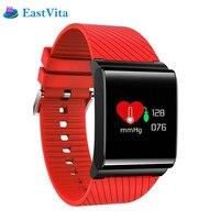 EastVita X9 Pro IP68 Waterproof OLED Touch Screen Smart Bracelet Bluetooth 4 0 Heart Rate Blood