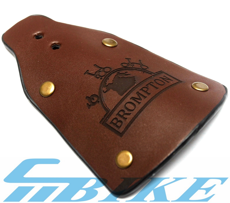 Image 3 - Aceoffix Handmade for brompton Bike Leather Mudflaps-in fenders from Sports & Entertainment