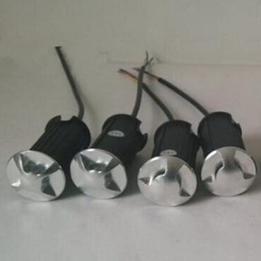 Lights & Lighting Systematic Wholesale Price Super 3w Ce&rohs Led Underground Lamp Waterproof Ip68 Led Spot Floor Garden Yard Led Underground Light Ac/dc12v Yet Not Vulgar Led Underground Lamps