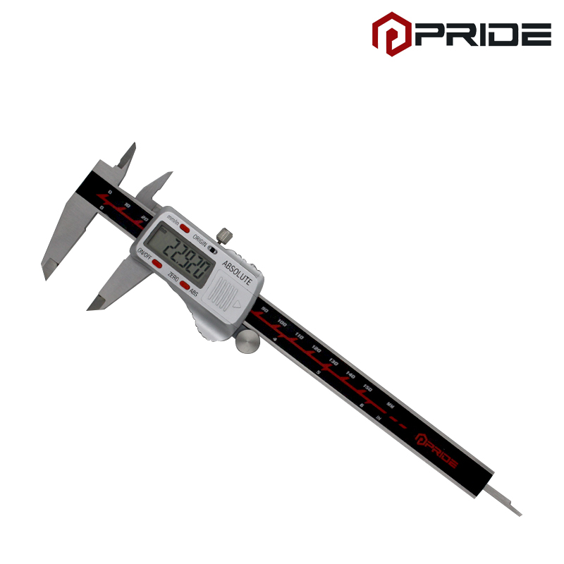 High Precision Digital Caliper 0-150mm Stainless Steel Vernier Caliper Digital Measuring Tools vernier caliper 150mm high precision fine analysis wear