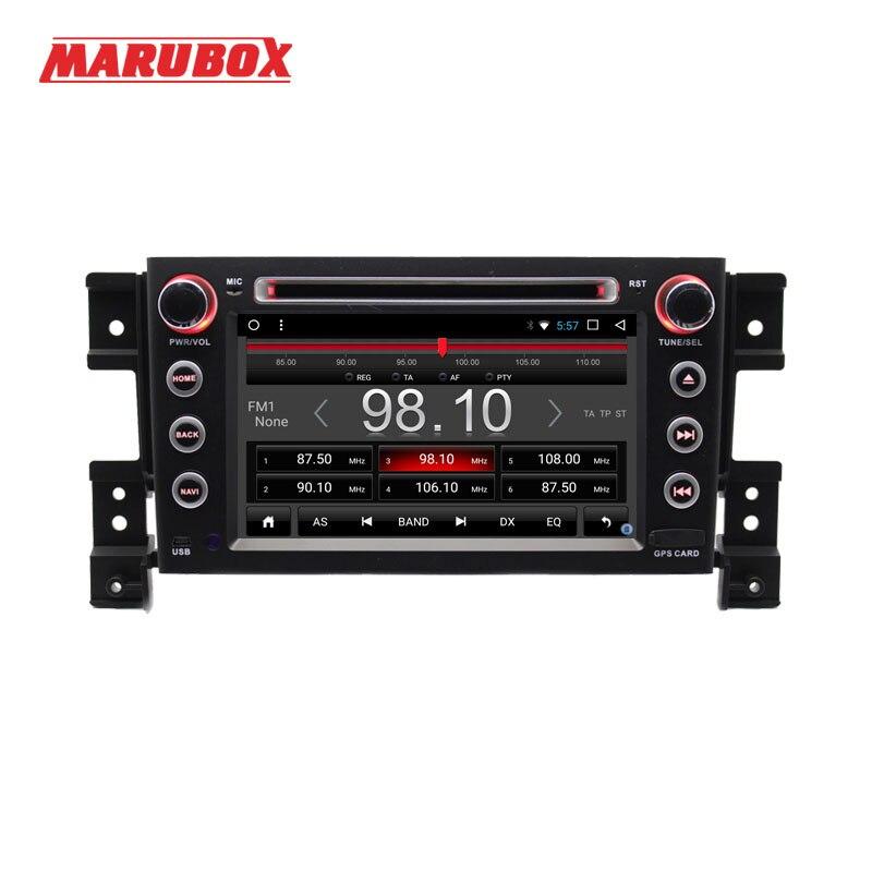 Lecteur multimédia de voiture MARUBOX 7A905DT8 pour Suzuki Grand Vitara, Octa Core, Android 8.1, GPS, Radio, Bluetooth, DVD, 8 cœurs, 2 go, 32 go - 2