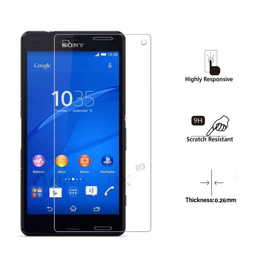 Aliexpress.com : Buy Premium 9H Tempered Glass For Sony ...